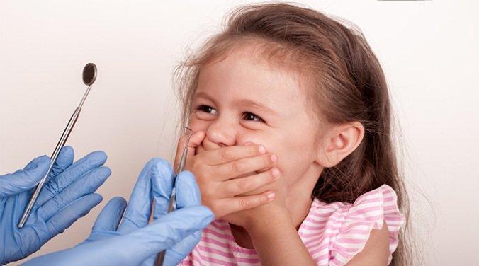 настроить ребенка на посещение стоматолога